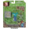Minecraft - Zombi figura kiegészítőkkel