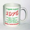 Évszámos bögre 39, 1976.