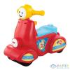 Mattel Fisher Price Kacagj És Fejlődj! Intelligens Kisrobogó (Mattel, DHT48)