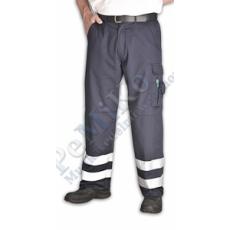 Portwest S917 Iona biztonsági nadrág *FEKETE*