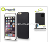 Muvit Apple iPhone 6 Plus/6S Plus hátlap - Muvit Back Thin Case - black