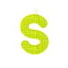 LILLIPUTIENS S betű - textil
