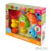 Playgo Állatpajtások Fürdőszobai Játék, (Playgo, 2399)
