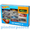 Hot Wheels kisautó szett 10db-os - Mattel