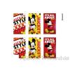 Mini matrica füzet Disney 6db 6x10cm