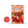 Illatos teamécses Csokoládé-Cseresznye 6db
