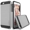 VERUS iPhone 6 Plus / 6S Plus Verge hátlap, tok, ezüst