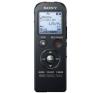 Sony ICD-UX533B Diktafon, 4GB, Fekete (ICDUX533B.CE7) diktafon
