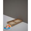 NOÉ gurulós ágyneműtartó babaágyhoz