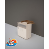 NOÉ – pelenkázó toldalék 2 ajtós komódhoz