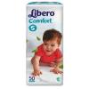 Libero Comfort Jumbopack, Maxi+ 10-16 kg, 50 db-os