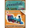 Ventus Libro Kiadó A vonatok története gyermek- és ifjúsági könyv