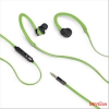 CELLY 3.5 jack sztereó headset, Zöld