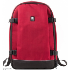 CRUMPLER - Light Delight Full Photo Backpack deep red