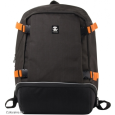 CRUMPLER - Proper Roady Half Photo Backpack grey black