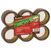 3M Scotch Packaging Tape SCOTCH® (S5066F6)  acrylic  50mm  66m  brown  8021684006005