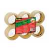 3M Scotch Packaging Tape SCOTCH® (SE5066F6)  acrylic-extra  50mm  66m  clear 8021684006036