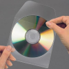 3L Self-adhesive CD pocket with flap 5701193031783