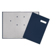 Pagna Signature file  20-part  colour: red  plastic-bound  grey tabs 04013951003163