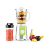 Klarstein Shiva asztali mixer, mini smoothie készítő, 0,8 l, 350 W, BPA mentes, zöld