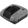 Powery akkutöltő USB kimenettel AEG ütvecsavarozó BSS14