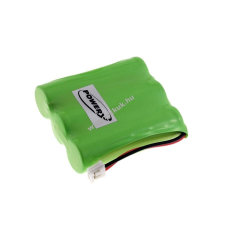 Powery Utángyártott akku GE 26920N vezeték nélküli telefon akkumulátor