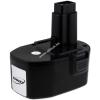 Powery Utángyártott akku Black & Decker fúrócsavarozó PS3600 3000mAh NiMH japán cellás (PROFI)