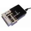 Powery Akkutöltő AA, AAA, + 3,6/3,7V vagy 7,2/7,4V Li-Ion max 52mm széles akkukhoz típus DW-03