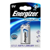 Powery Energizer Ultimate Lithium elem típus MN1604 9V-Block 1db/csom.