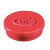 Táblamágnes, 30 mm, piros