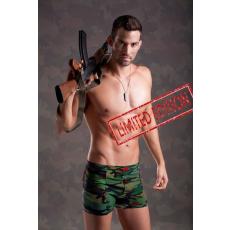 """Military Boxeralsó """"Limitált"""" kiadás"""