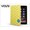 Vouni Apple iPad Air 2 védőtok (Book Case) on/off funkcióval - Vouni Motor - yellow
