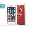Devia Apple iPhone 6/6S valódi bőr hátlap - Devia Gallery - passion red