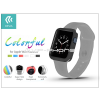 Devia Apple Watch védőtok - Devia Colorful 38 mm - black
