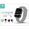 Devia Apple Watch védőtok - Devia Colorful 38 mm - black