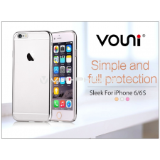 Vouni Apple iPhone 6/6S hátlap - Vouni Sleek - silver tok és táska