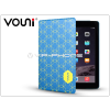 Vouni Apple iPad Air 2 védőtok (Book Case) on/off funkcióval - Vouni Motor - blue