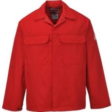 MV piros Portwest  BIZ2 BIZWELD  kabát   L-2XL méretek
