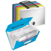 ESSELTE Project file with expanding compartments and a handle: Esselte Vivida  white 4049793028477