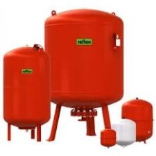 Reflex N Zárt Tágulási tartály 80 L hűtés, fűtés szerelvény