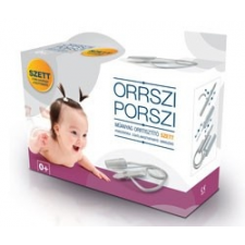 Orrszi-Porszi szett orrszívó