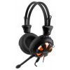 A4Tech HS-28 Headset (narancssárga) A4TechHS28ORANGE