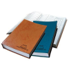 WARTA Correspondence logbook: 96 sheets navy blue 000155