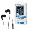 LogiLink ® Stereo In-Ear Headset, Black
