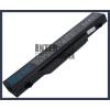 HP 593576-001 4400 mAh 8 cella fekete notebook/laptop akku/akkumulátor utángyártott