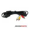 GoPro Mini USB Composite kábel (HERO4)