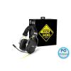 Sharkoon Shark Zone H30 Headset Black/Yellow Headset,2.0,3.5mm,Kábel:2,6m,32Ohm,20Hz-20kHz,Mikrofon,Black/Yellow,Volume Control
