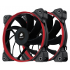 Corsair Air Series AF120 Performance Edition High Airflow 120mm Dual-Pack rendszerhûtõ