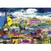 Heye puzzle 1000 db - I love Paris!