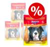Rocco Chings rágócsíkok gazdaságos csomag - Csirkemell csíkok 4 x 250 g jutalomfalat kutyáknak